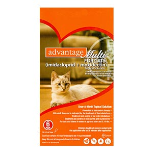 Buy Advantage Multi for cats Online, Rx Medicine For Cats