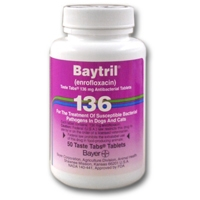 Buy Baytril Online, Rx Medicine For Cats