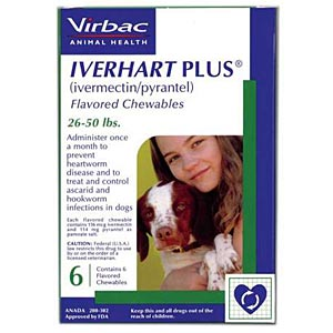 Buy Iverhart Plus Online, Rx Medicine For Dogs