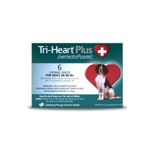 Buy Tri-Heart Plus Chew Tabs Online, rx medicine for cats