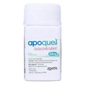 Buy Apoquel Tablets Online, Rx Medicine For Dogs