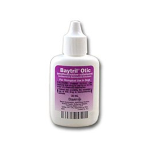 Buy Baytril Otic Online, Rx Medicine For Dogs