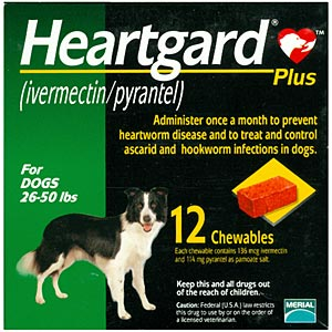 Buy Heartgard Plus for Dogs Online, Rx Medicine For Dogs