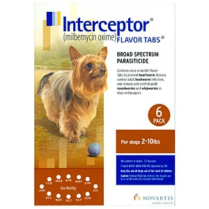 Buy Interceptor for Dogs Online, Rx Medicine For Dogs