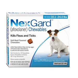 Buy NexGard Online, Rx Medicine For Dogs