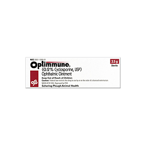 Buy Optimmune (Cyclosporine) Ophthalmic Ointment Online, Rx Medicine For Dogs