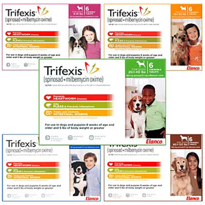 Buy Trifexis Online, Rx Medicine For Dogs
